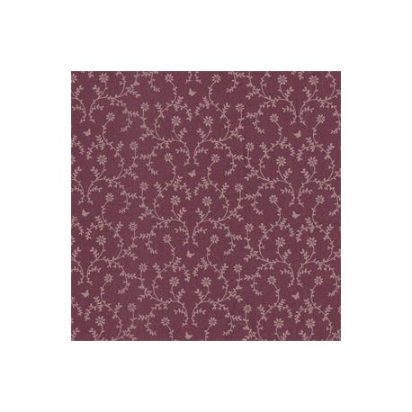 Toile cirée  Claire Ginger Red